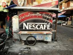 Why I Sort of Love Nescafé Instant Coffee