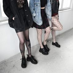 ALTERCORE (@altercore) • Zdjęcia i filmy na Instagramie Alternative Girls, Alternative Fashion, Grunge Outfits, Grunge Fashion, All Black, Black And White, Which One Are You, Vegan Shoes, Girls Wear