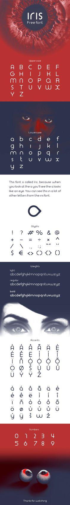 23 typographies gratuites et originales créées en mai 2016