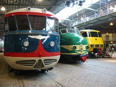 From Model Fair - Railway museum 'station Maliebaan' Utrecht, the Netherlands.