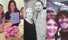 How Your Favorite Country Music Stars Spent Mother's Day