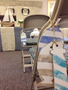 YW New Beginnings 2015 #embark LDS Nautical decor