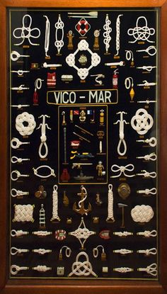 Rope Knots, Macrame Knots, Scout Knots, Sailing Knots, Knots Guide, Nautical Knots, Rope Art, Nautical Design, Sewing Stitches
