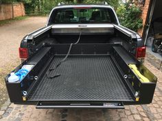 Ford Ranger fitted with Gearslide and Wheel Arch Surrounds