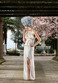 FrameSkirt Gabrielladeplano Fashion Design - StrCturEs SS 2014