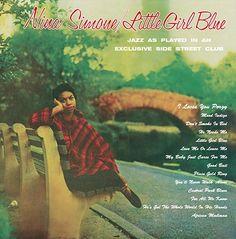 Nina Simone Little Girl Blue Vinyl LP