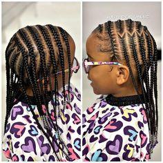 Black Baby Girl Hairstyles, Toddler Braided Hairstyles, Little Girl Braid Hairstyles, Little Girl Braids, Natural Hairstyles For Kids, Braids For Kids, Twist Hairstyles, Natural Hair Styles, Infant Hairstyles