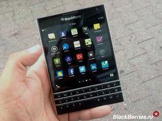 BlackBerry Passport Photo Gallery