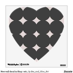 New wall decal in Shop : with Black Dots