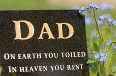 A poem for Dad. Heritage Funeral Homes, Crematory and Memorial Parks, Arizona