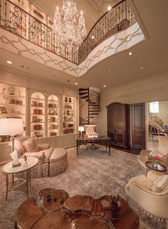 Home Office Luxury Dream Closets Ideas For 2019 Mansion Interior, Luxury Interior, Interior Design, Old Mansions Interior, Mansion Rooms, Castle Rooms, Palace Interior, Dream Home Design, My Dream Home