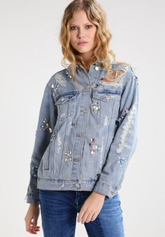 Zalando jeansjacke topshop