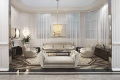 Hemingway - Livingroom