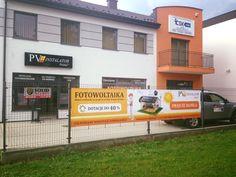Zapraszamy do skorzystania z naszej oferty na instalacje fotowoltaiczne dla każdego Signs, Palmas, Shop Signs, Sign