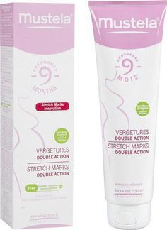 Mustela Pregnancy 9 Months Anti Stretch Marks Double Action 250ml (8.4 – Marvelous Cosmetics