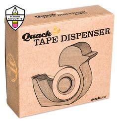 #AALOVESSCHOOL  Suck UK Quack Tape Dispenser | AlexandAlexa Pin To Win Competition