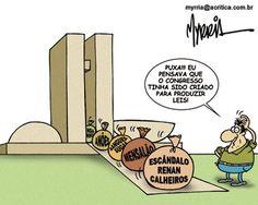 Almir Quites: O Brasil e a falência institucional
