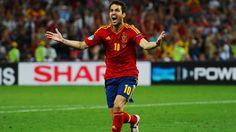 Portugal 0-0 Spain (Full Time - Spain win 4-2 on penalties) Cesc Fàbregas [10] scores from the penalty spot.