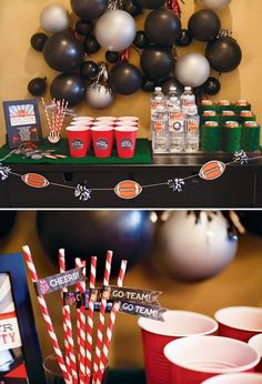 Hostess with the Mostess® - It's Game Time Football Party #HWTMGameTimeGuide