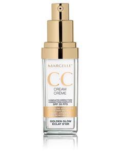 CC Cream SPF 35 Complete Correction - Golden Glow
