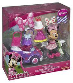 Fisher-Price Disney's Minnie's Convertible