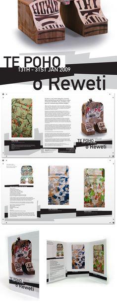 Maori graphic design by Johnson Witehira - Catalogue for artist Reweti Arapere Maori Designs, New Zealand Art, Nz Art, Maori Art, Kiwiana, Art Series, Top Ten, Art Projects, Sculptures