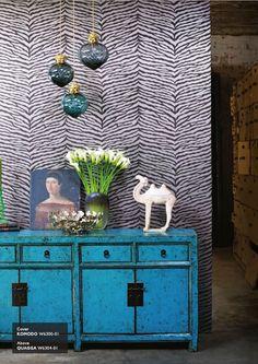 VINTAGE & CHIC: decoración vintage para tu casa · vintage home decor: Los catálogos de Osborne & Little · Osborne & Little brochures