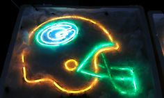 NEW NFL GREEN BAY PACKERS REAL NEON LIGHT BEER BAR PUB SIGN MANCAVE
