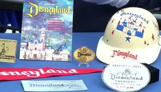 VIDEO: Antique Disneyland Souvenirs from the Walt Disney Archives