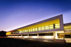Escola de Governo do RN #arquitetura #architecture #building #Natal #crdarquitetosassociados #white #brazilianarchitecture