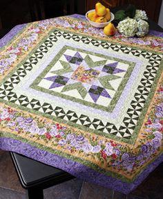Spring Radiance free quilt pattern
