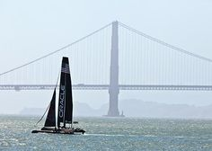 Scenes of the City: America's Cup Preparation | 7x7