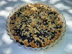 Mustikkapiirakka, sokeriton Sugar Free, Diet Recipes, Muffin, Pie, Keto, Breakfast, Desserts, Food, Torte