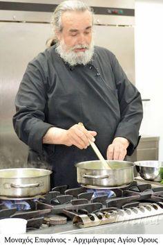 Μοναστηριακές συνταγές Αγίου Όρους: Νοστιμιά από τον Άθωνα - Monastic Recipes from Mount Athos: unique flavor from the Garden of Virgin Mary #mount #athos #recipes #mt #athos #cuisine #greekcuisine #agio #oros #mt #athos #monks #orthodoxy #monastiriaki #kouzina Greek Cooking, Joy Of Cooking, Greek Recipes, Vegan Recipes, Cooking Recipes, Greek Dishes, Recipe Using, Virgin Mary, Food Hacks