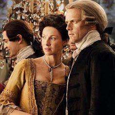Jamie and Claire - Season 3