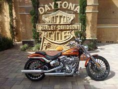 2014 Harley-Davidson® FXSBSE - CVO™ Breakout® Stock: P3536 | Bruce Rossmeyer's Harley-Davidson®