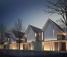 ideas exterior architecture minimalist interior design for 2019 Minimalist House Design, Small House Design, Minimalist Home, Modern House Design, Minimalist Interior, House Paint Exterior, Exterior House Colors, Modern Exterior, Exterior Design