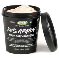 Ro's Argan body conditioner | Hand And Body Creams | LUSH Cosmetics