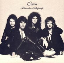 """""""Bohemian Rhapsody"""" is a song by the British rock band Queen. It was written by Freddie Mercury for the band's 1975 album A Night at the Opera."""