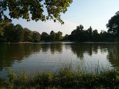 Bois de Vincennes en Paris, Île-de-France