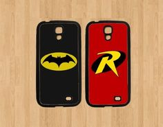 Batman and robin Best Friends For Samsung Galaxy S4 Case Soft Rubber - Set of Two Cases (Black or White ) SHIP FROM CA by Cases, http://www.amazon.com/dp/B00FFKFHTO/ref=cm_sw_r_pi_dp_g6dwsb1TS1ZMM