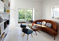 Living room in Tel Aviv