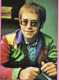 Gorgeous Elton John!