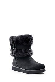 Women's Plush Short Boots