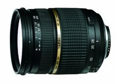 Tamron AF 28-75mm f/2.8 SP XR Di LD Aspherical (IF) Lens for Konica Minolta and Sony Digital SLR Cameras by Tamron. $499.00. From the Manufacturer                  This ground-breaking high-speed mid-range zoom is prized by pros and serious shooters for its fast F/2.8 constant aperture, evenness of illumination, and its outstanding imaging performance, and by all photographers for its compact size and reasonable weight that make it feel like an ordinary standard zoom....