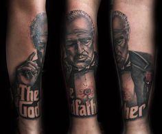 #gadfather #tattoo #tattoos