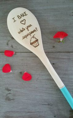 Free Shipping Storewide Wood Burned Spoons by IndigoSpoons on Etsy