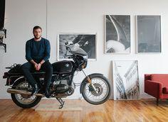 Photographer Renato D'Agostin Has An Awesome Studio
