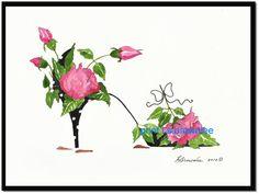 Ballroom Dance Lover's Rose Shoe