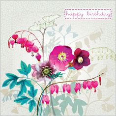 Everyday Ranges » M0855 » Shady Glade - Clare Maddicott Publications - Greeting cards, gift wrap & stationery
